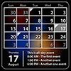 Скачать Виджет Календарь на андроид бесплатно
