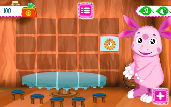 Скачать игру Лунтик: Детские игры на андроид бесплатно ...