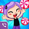 Скачать Viber Охота на конфеты на андроид
