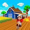 Скачать Блочный симулятор рабочего фермы на андроид бесплатно