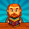 Скачать Knights of Pen & Paper 2, РПГ, пиксельная игра на андроид бесплатно
