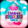 Яйца с сюрпризом для девочек