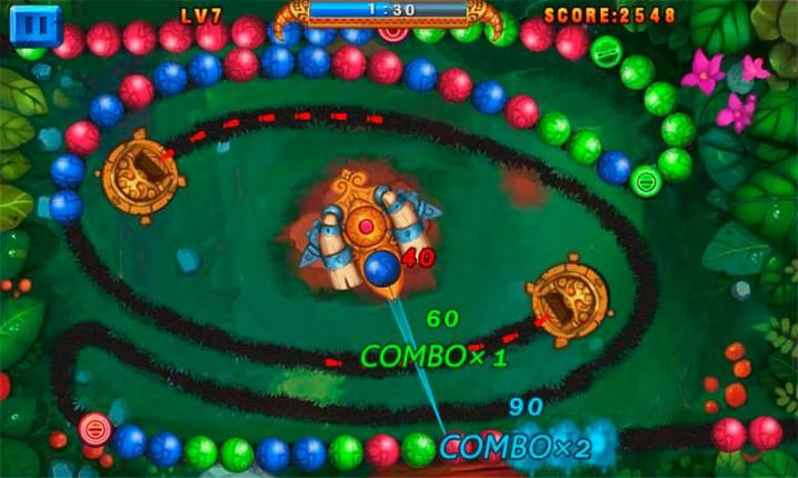 Скачать игру Зума Легенда Marble Legend на андроид