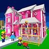 Дизайн и декорация кукольных домиков: игры для де