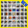 49 уровней для паркура MCPE карта