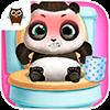 Скачать Малышка панда Лу - 2 - присмотр и уход за малышом на андроид