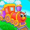 Железная дорога : приключения поезда
