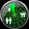Реал Радар Сканер Люди Шутка