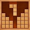 Деревянный блок головоломки
