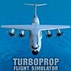 Скачать Turboprop Flight Simulator 3D на андроид бесплатно