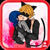 Аватар Мейкер: Поцелуй Парочки