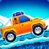 Скачать Arctic roads: car racing game на андроид бесплатно