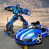 Автомобиль робот преобразование Игра