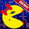 Ms PAC-MAN Demo by Namco