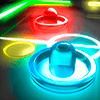 Скачать Glow Hockey 2 на андроид