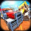 Скачать 18 Wheeler Truck Crash Derby на андроид бесплатно