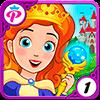 Скачать Моя маленькая принцесса - Замок на андроид бесплатно
