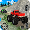 Offroad Monster Truck Hill Race