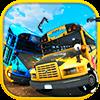 Скачать School Bus Demolition Derby на андроид бесплатно