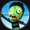 Halloween Sniper : Scary Zombies