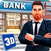 Банка Менеджер средства Регистр :3D Касса имитатор