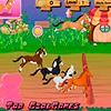 Скачать Скачки Mania - Девушка игры на андроид
