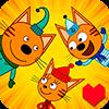 Скачать Три кота - Приключения Маленьких Котят на андроид
