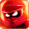 The Red Ninja Warrior - Run and Fight
