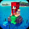 Скачать Русалка Крафт: Строительство под водой для девочек на андроид бесплатно