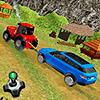 Трактор Тянуть грузовой