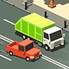 Скачать Blocky Traffic Racer на андроид