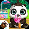 Скачать Panda Lu Baby Bear City - Pet Babysitting & Care на андроид
