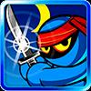 Ninja Dash-Делюкс