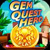 Скачать Gem Quest Hero - Match 3 Game на андроид бесплатно