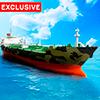 Симулятор военного корабля: транспорт заключенных