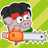 Bacon May Die - забавная файтинг-стрелялка