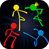 Скачать Stick Fight Online: Multiplayer Stickman Battle на андроид бесплатно