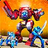 Скачать Будущие роботы Battle Simulator - Real Robot Wars на андроид