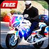 Police Motorbike : Crime City Rider Simulator 3D