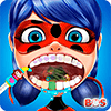 Crazy Ladybug Dentist