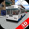 Скачать Симулятор троллейбуса 3D 2018 на андроид