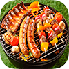 BBQ Grill Cooker-Cooking Game