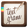 Textgram - write on photos
