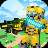 Скачать Rescue Robots Block Heroes на андроид бесплатно