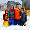 Virtual Happy Family 2018