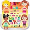 Скачать Dress Up Game 4 Girls на андроид