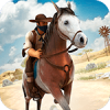 Скачать Ковбой - Лошади - Скачки на андроид