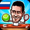 Скачать Puppet Tennis-Удар Справа на андроид бесплатно