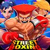 Супер боксерский чемпион: уличная борьба
