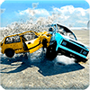 Extreme Car Crash Simulator: Beam Car Engine Smash